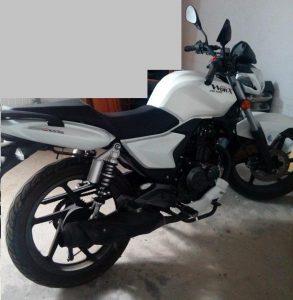 Mota 125cc KSR Penhorada licite por 1400 euros 2