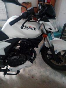 Mota 125cc KSR Penhorada licite por 1400 euros 4