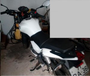 Mota 125cc KSR Penhorada licite por 1400 euros 3