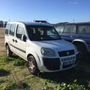Fiat Doblo Penhorada de 2008 Licite por 2100 euros 4
