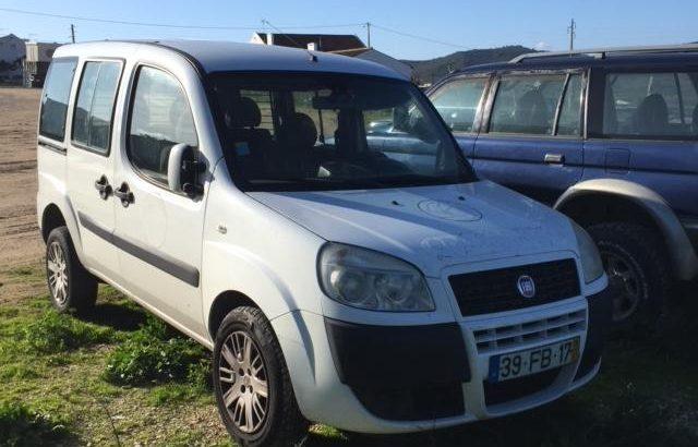 Fiat Doblo Penhorada de 2008 Licite por 2100 euros 173