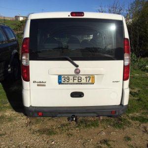 Fiat Doblo Penhorada de 2008 Licite por 2100 euros 3