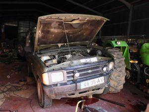 LAnd Rover Discovery Licite por 4200 euros 2