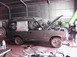 LAnd Rover Discovery Licite por 4200 euros 5