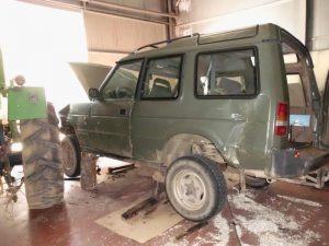 LAnd Rover Discovery Licite por 4200 euros 4