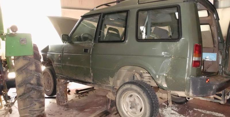 LAnd Rover Discovery Licite por 4200 euros 1