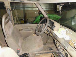 LAnd Rover Discovery Licite por 4200 euros 3