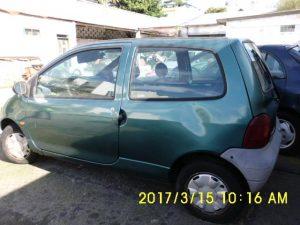 Renault Twingo Penhorado Licite por 210 euros 5