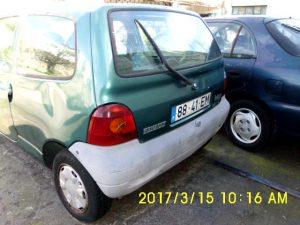 Renault Twingo Penhorado Licite por 210 euros 3