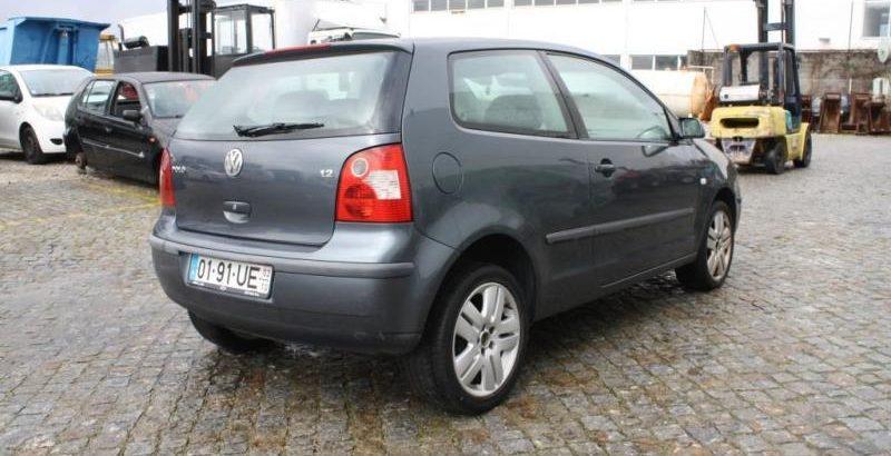 VW Polo Penhorado Pela melhor Oferta 1
