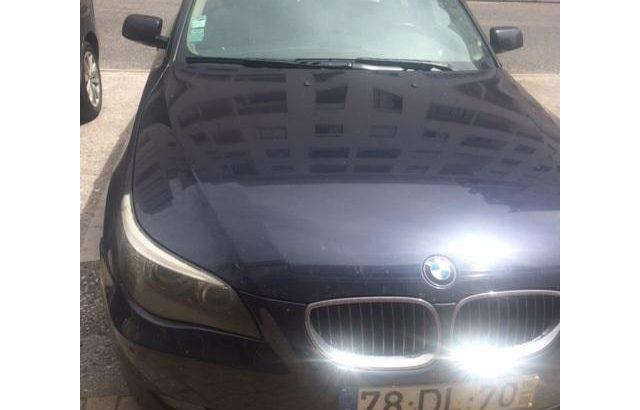 BMW 530D de 2007 Penhorado Licite por 9840 euros 1