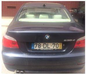 BMW 530D de 2007 Penhorado Licite por 9840 euros 4