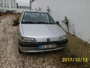 Peugeot 106 Penhorado licite por 350 euros 2
