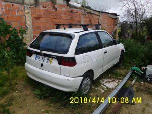 Seat Ibiza Comercial Penhorado Licite por 350 euros 2