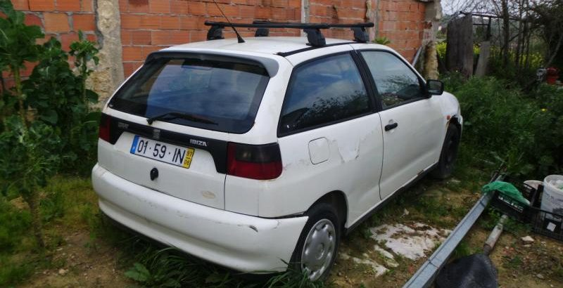 Seat Ibiza Comercial Penhorado Licite por 350 euros 197