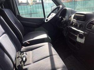Mercedes Sprinter Penhorada Licite por 606 euros 3