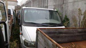 Ford Transit 9 lugares Penhorada Licite por 350 euros 3