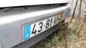 Ford Transit 9 lugares Penhorada Licite por 350 euros 2