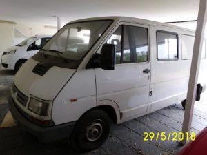 Renault Trafic Penhorada Licite por 250 euros 4