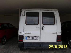 Renault Trafic Penhorada Licite por 250 euros 2