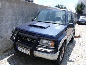 Suzuki Vitara Penhorado Licite por 602 euros 4