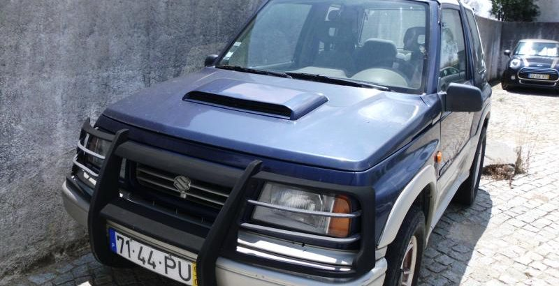Suzuki Vitara Penhorado Licite por 602 euros 134