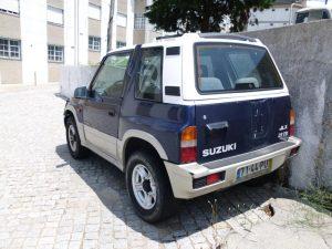 Suzuki Vitara Penhorado Licite por 602 euros 2