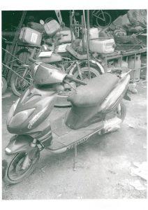 Scooter de 2005 Licite por 10 centimos 2