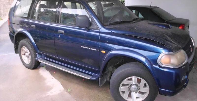Mitsubishi Pajero Sport Penhorado Licite por 668 euros 1