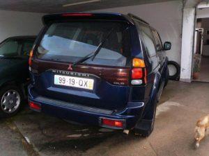 Mitsubishi Pajero Sport Penhorado Licite por 668 euros 4