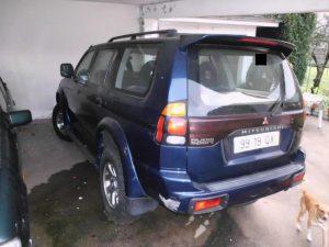 Mitsubishi Pajero Sport Penhorado Licite por 668 euros 5
