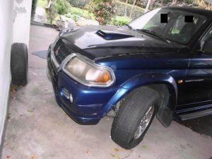 Mitsubishi Pajero Sport Penhorado Licite por 668 euros 3