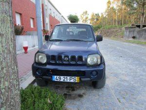 Suzuki Jimny Penhorado Licite por 2625 euros 5