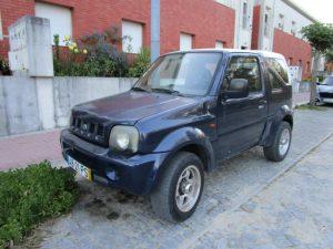Suzuki Jimny Penhorado Licite por 2625 euros 2