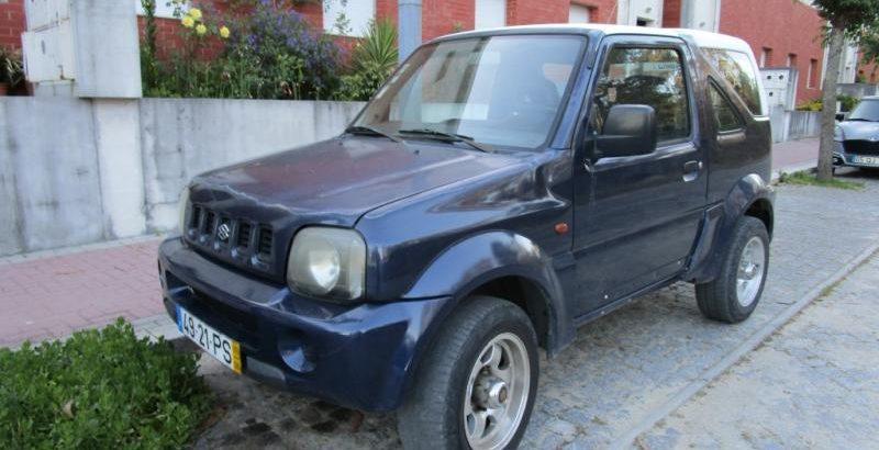 Suzuki Jimny Penhorado Licite por 2625 euros 1