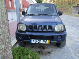 Suzuki Jimny Penhorado Licite por 2625 euros 4