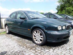 Jaguar x Type Penhorado Licite por 4550 euros 2