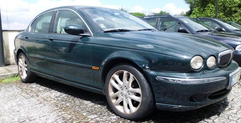 Jaguar x Type Penhorado Licite por 4550 euros 150