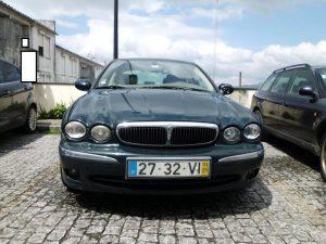 Jaguar x Type Penhorado Licite por 4550 euros 4