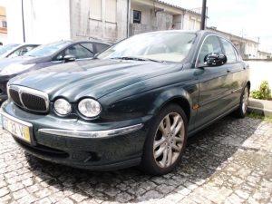 Jaguar x Type Penhorado Licite por 4550 euros 3