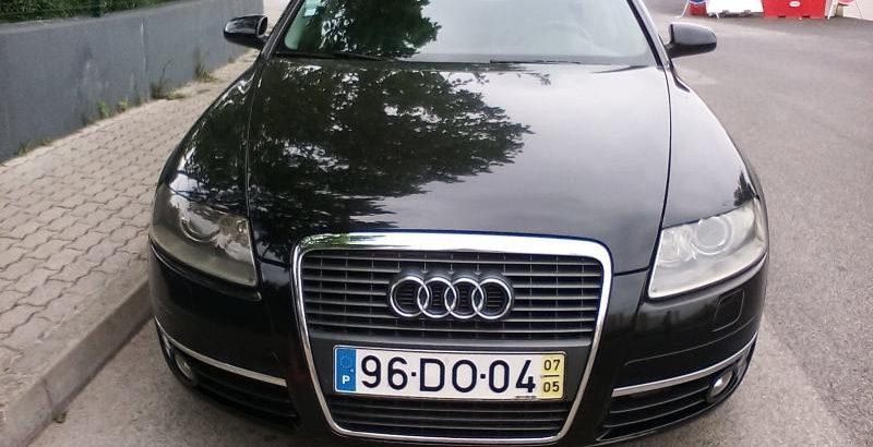 Audi A6 de 2007 Penhorado Licite por 2998 euros 1