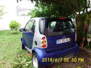 Smart a gasóleo Penhorado Licite por 490 euros 4