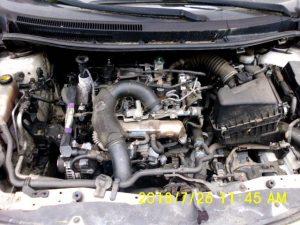 Toyota Auris a gasóleo de 2007 Licite por 350 euros 4