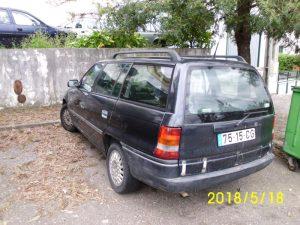 Opel Astra Penhorado Licite por 250 euros 3
