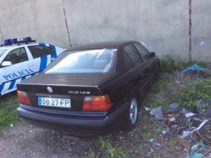 BMW 318 TDS Penhorado Licite por 1250 euros 5