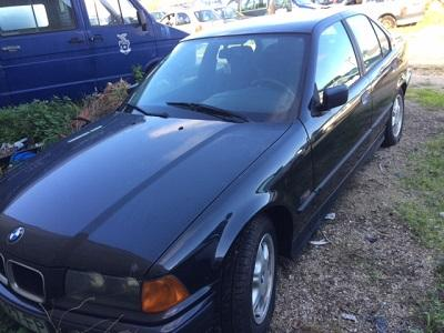 BMW 318 TDS Penhorado Licite por 1250 euros 1
