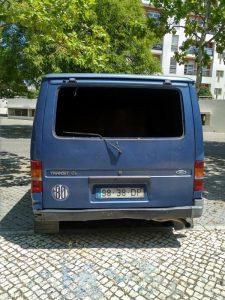 Ford Transit Penhorada Licite por 5 euros 4