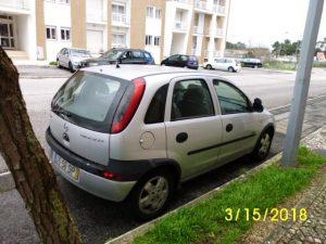 Opel Corsa a gasóleo Penhorado Licite por 466 euros 3