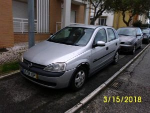 Opel Corsa a gasóleo Penhorado Licite por 466 euros 4