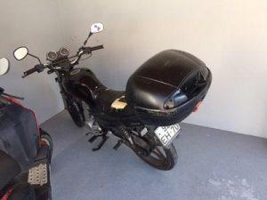 SYM com 124cc Penhorada Licite por 300 euros 2